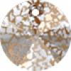Rose Patina Crystal